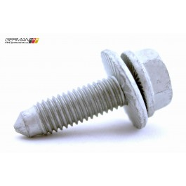 Shouldered Hex Bolt w. Washer (M10x35), OEM
