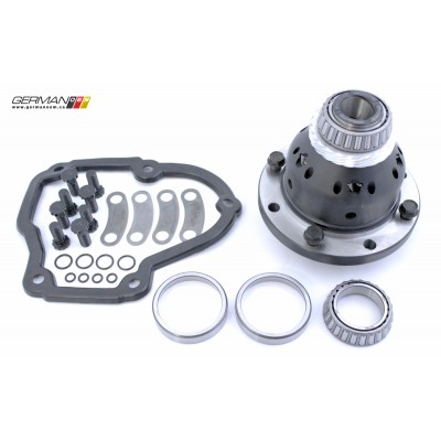 02A Limited Slip Differential, Peloquin