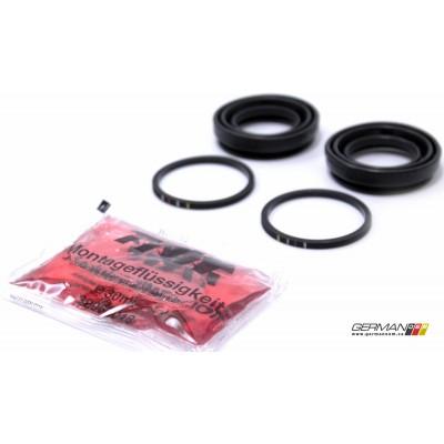Rear Caliper Piston Seal Kit, OEM