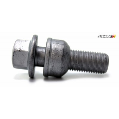 M14x1.5 Ball Seat Wheel Bolt w. Washer (45mm), Febi