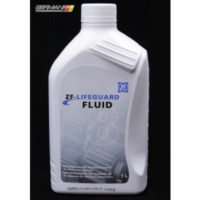Lifeguard 8 ATF (Green, 1L), ZF