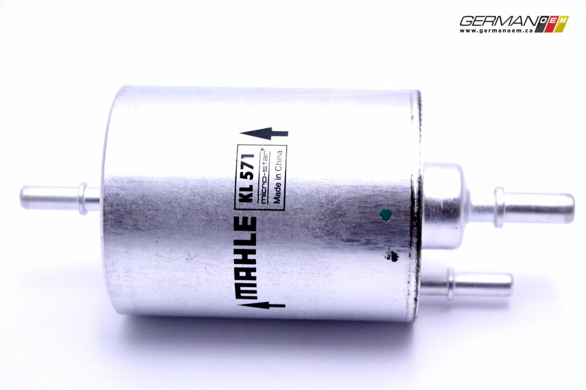 Fuel Filter Mahle Parts Cabrio
