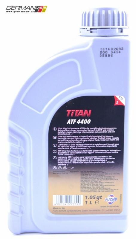 Fuchs Titan ATF 4400 (1L) - Automatic Transmission - Transmission